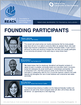 Project REACh Founding Participants