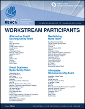 Work Stream Participants