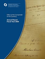 Annual Report 2009 Cover Image