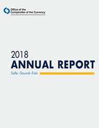Annual Report 2018 Cover Image
