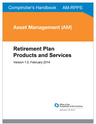 Comptroller's Handbook: Retirement Plan Products and Services Cover Image