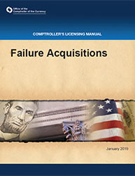 Licensing Manual - Failure Acquisitions Cover Image