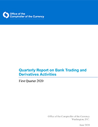 Quarterly Report on Bank Derivatives Activities: Q1 2020