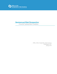 Semiannual Risk Perspective, Spring 2015 Cover Image