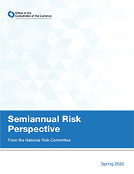 Semiannual Risk Perspective, Spring 2020